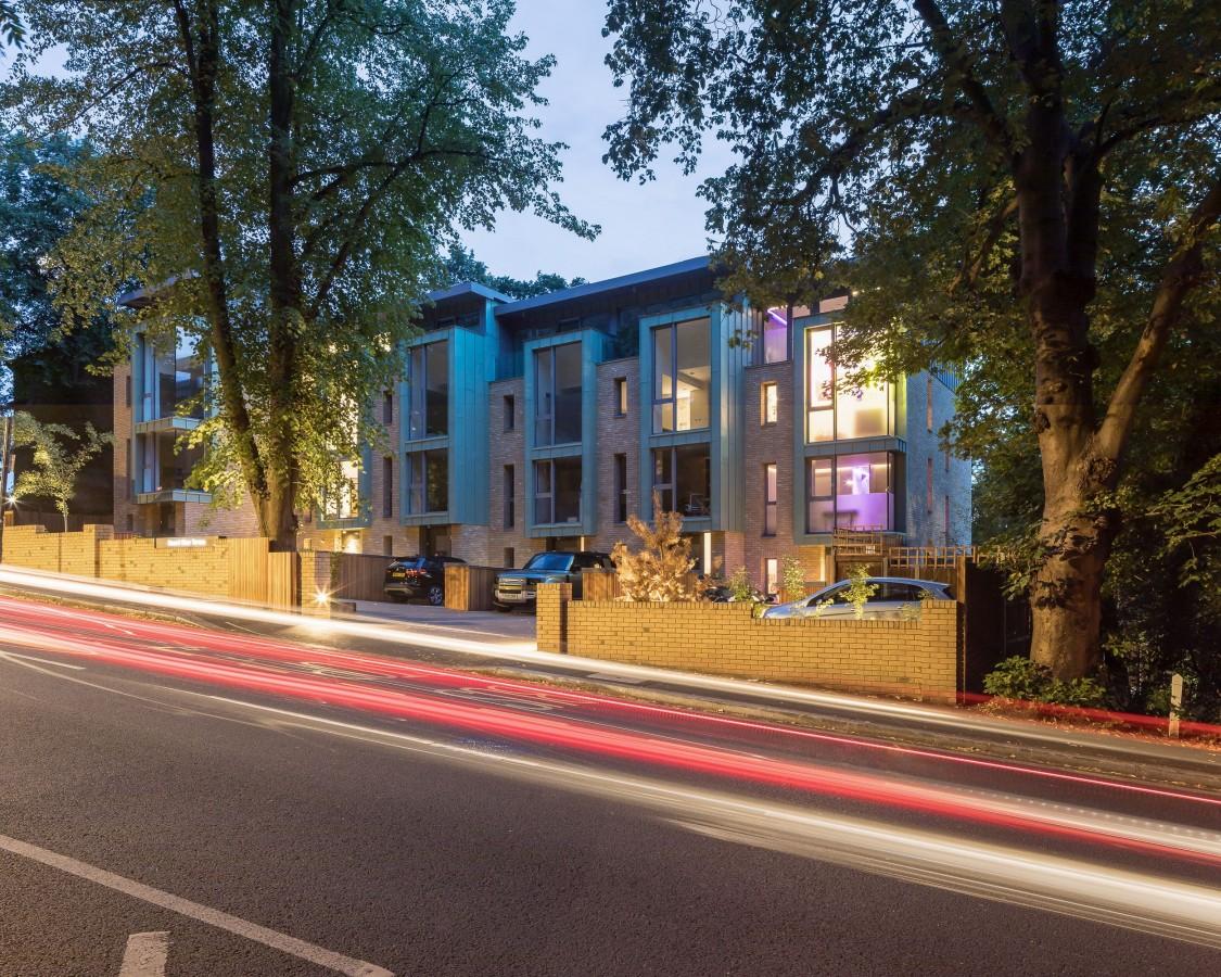 Fountain Drive, Edward Milner Estate, Dulwich