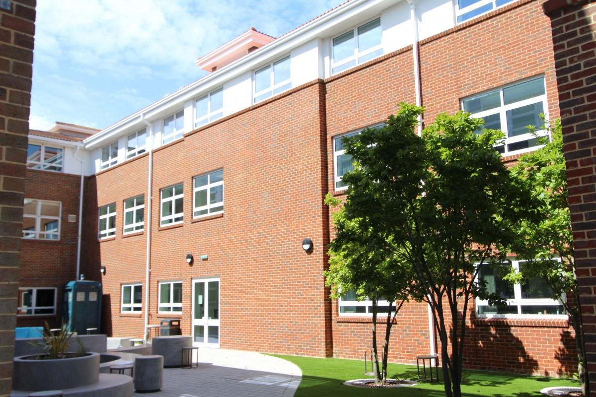 Hampton Boys School – New facilities