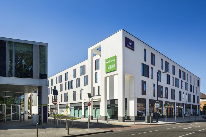 Addlestone Town Centre Regeneration