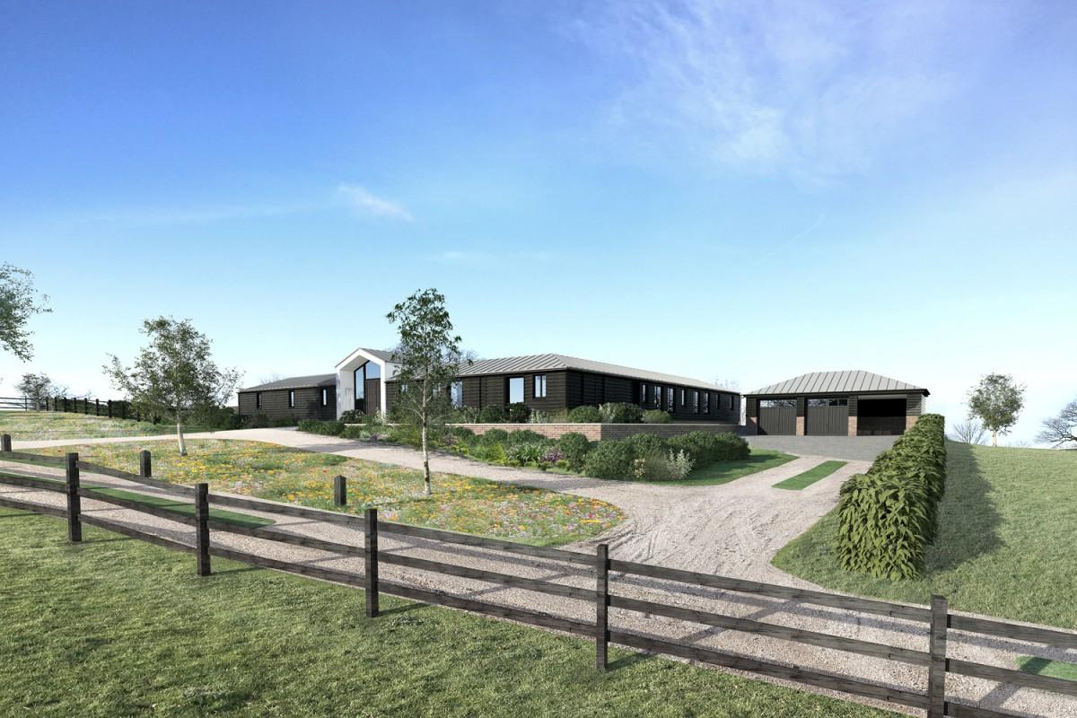 The Stables, Osborne Farm